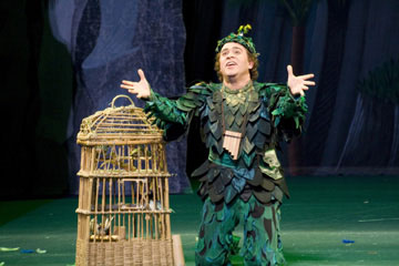 Papageno's Search for Love